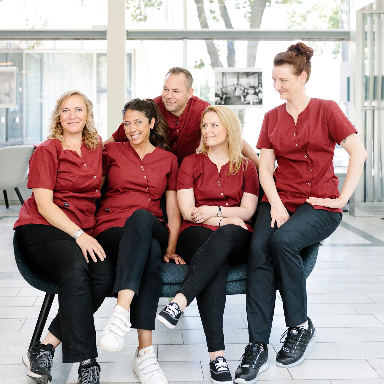 Zahnarzt Will Team
